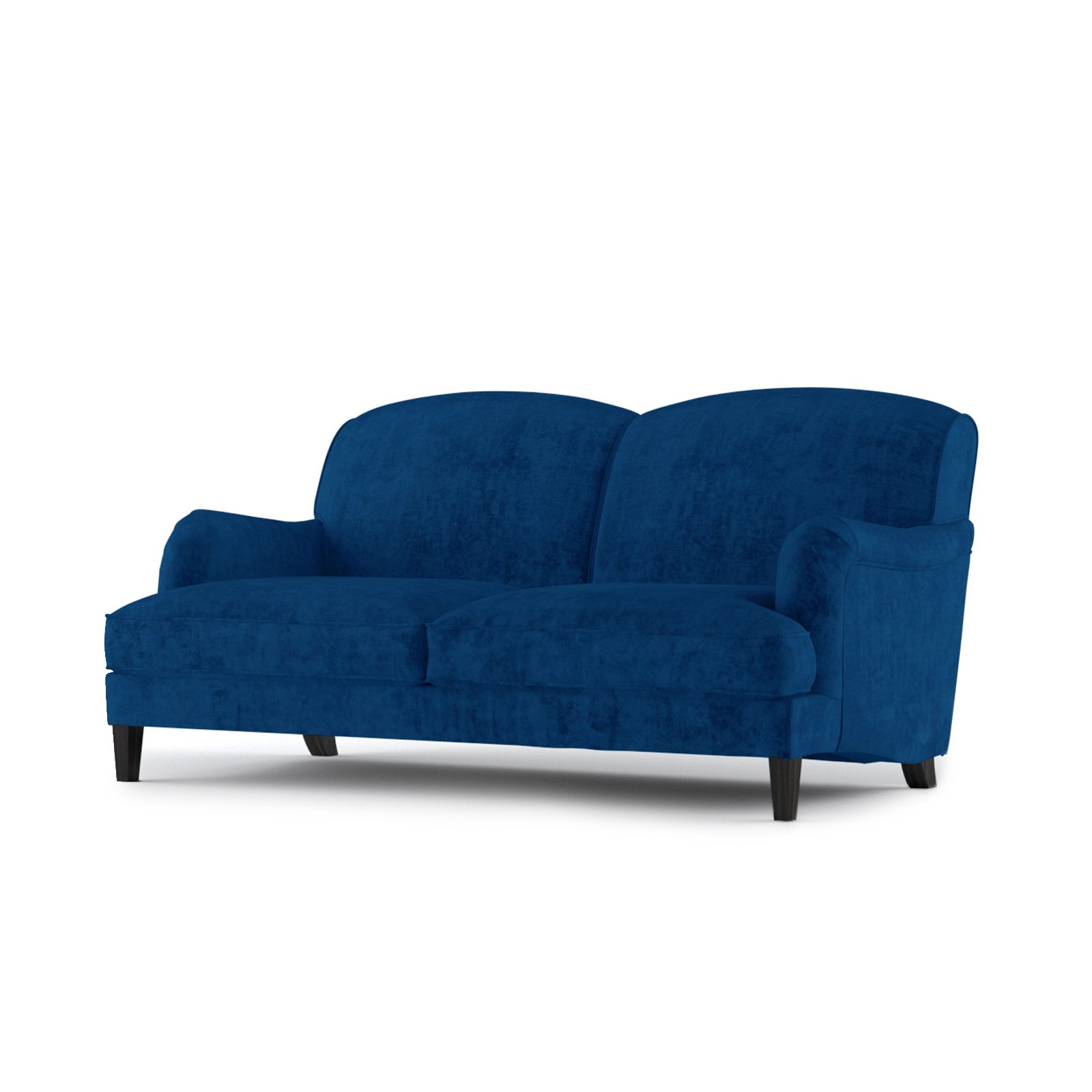 Windsor Two Seater Sofa by Bonham & Bonham Blue 12